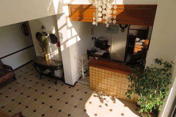 Hotel Alcaide - фото 9