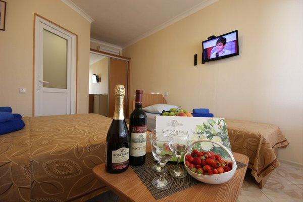 Отель Фрегат - фото 5