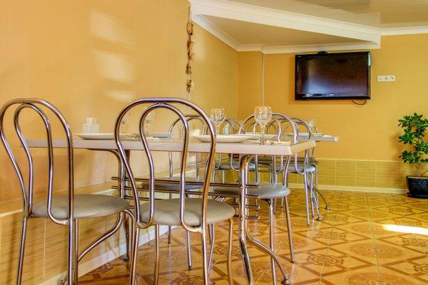 Отель Фрегат - фото 8