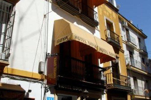 Hotel Goya - фото 23
