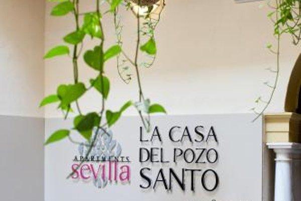 Apartamentos La Casa del Pozo Santo - фото 13