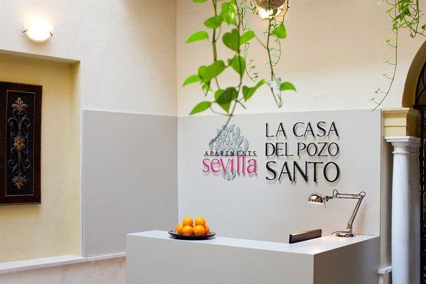 Apartamentos La Casa del Pozo Santo - фото 14