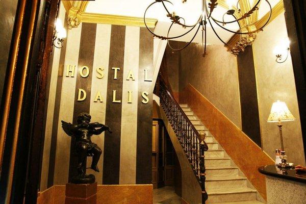 Hostal Dalis - фото 10