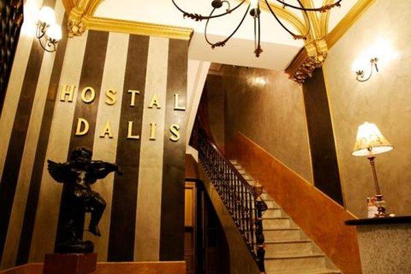 Hostal Dalis - фото 11