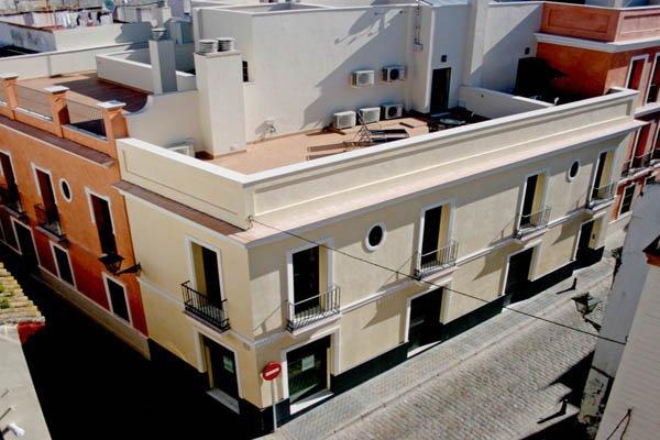 Living-Sevilla Apartments San Lorenzo - фото 16