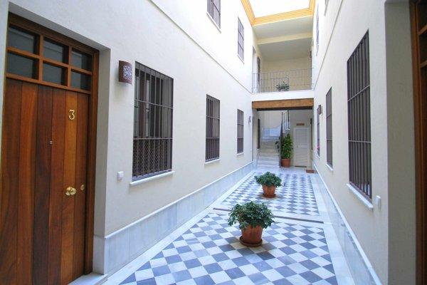 Living-Sevilla Apartments San Lorenzo - фото 21