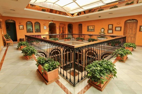 Hotel Alabardero - фото 15