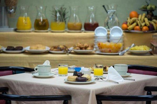 Hotel Derby Sevilla - фото 11