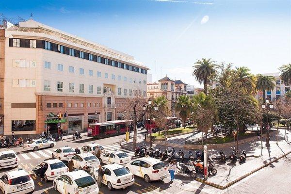 Hotel Derby Sevilla - фото 17