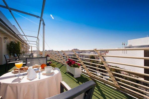 Hotel Derby Sevilla - фото 18