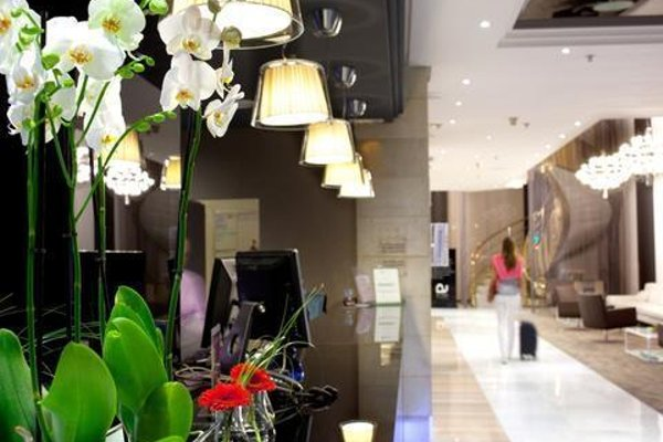 Ayre Hotel Sevilla - фото 13