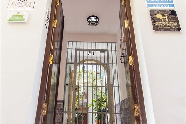 Apartamentos Suites Santa Cruz - 20