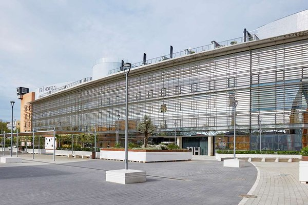 NH Sevilla Plaza de Armas - фото 23