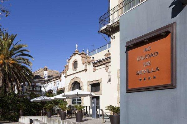 AC Hotel Ciudad de Sevilla, a Marriott Lifestyle Hotel - фото 22