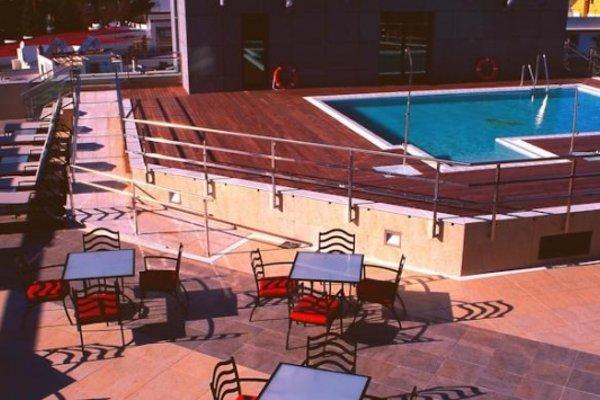 Hotel Sevilla Center - фото 19
