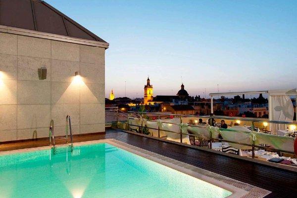Hotel Sevilla Center - фото 21