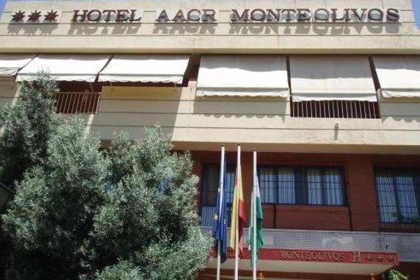 AACR Hotel Monteolivos - фото 23