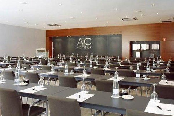 AC Hotel Sevilla Forum, a Marriott Lifestyle Hotel - фото 11