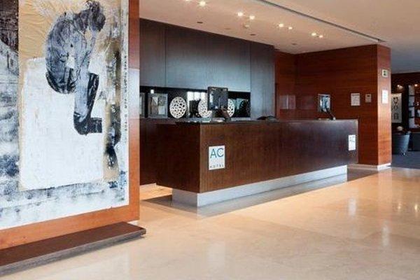 AC Hotel Sevilla Forum, a Marriott Lifestyle Hotel - фото 15