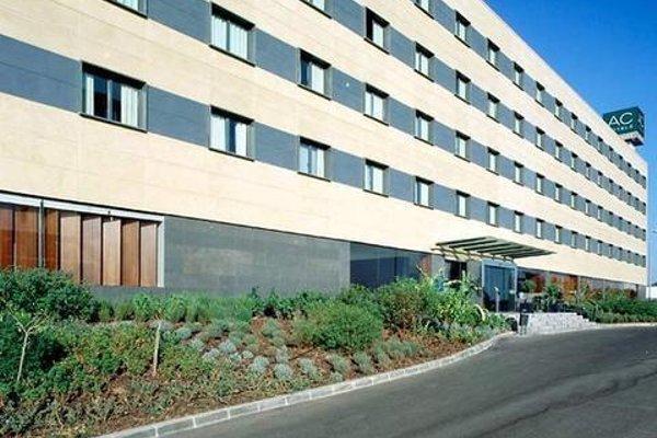 AC Hotel Sevilla Forum, a Marriott Lifestyle Hotel - фото 22