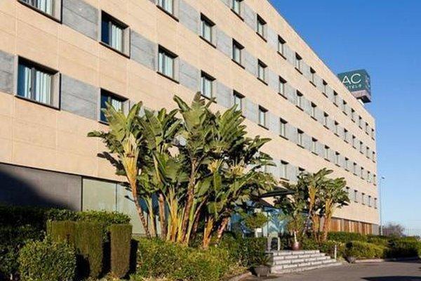 AC Hotel Sevilla Forum, a Marriott Lifestyle Hotel - фото 23