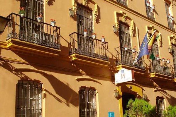 Hotel Abril - фото 22