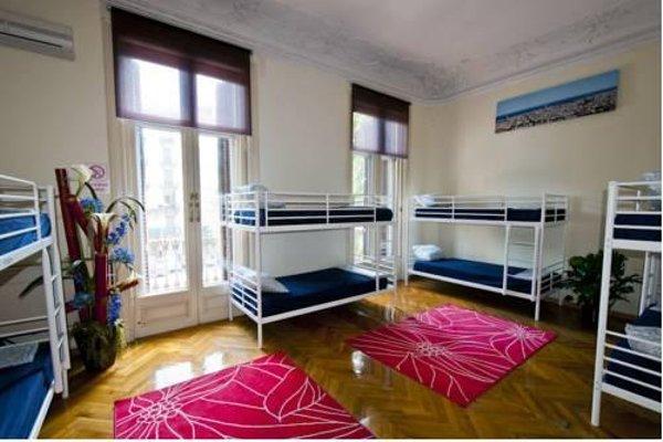 Hostel Tierra Azul Barcelona - фото 4