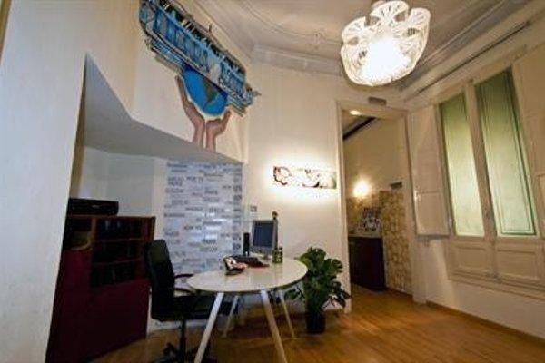 Hostel Tierra Azul Barcelona - фото 8