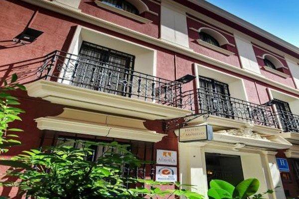 Hotel Murillo - фото 21