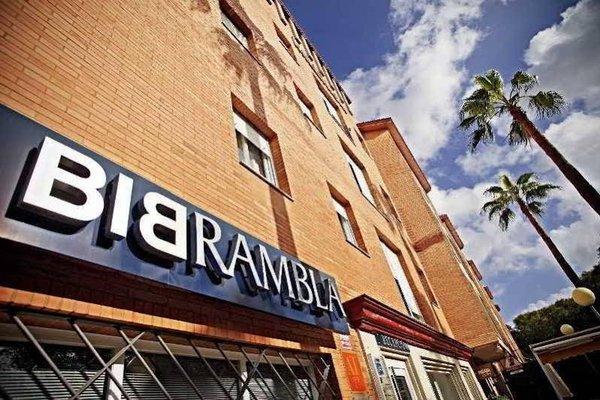 Apartamentos Vertice Bib Rambla - фото 22