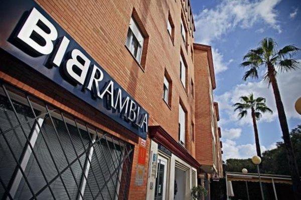 Apartamentos Vertice Bib Rambla - фото 23