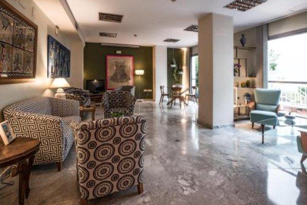 Hotel Plaza Santa Lucia - фото 14