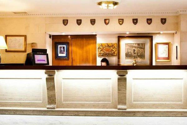 Hotel Inglaterra - фото 14