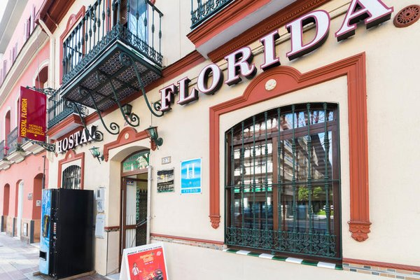 Hostal Florida - фото 12