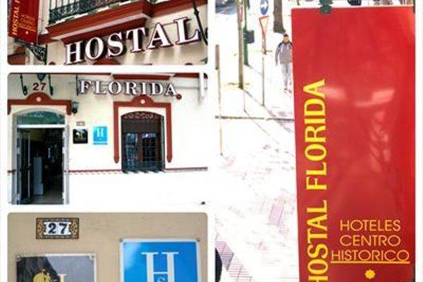 Hostal Florida - фото 20
