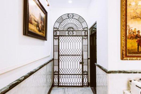Hotel Dona Manuela - фото 16