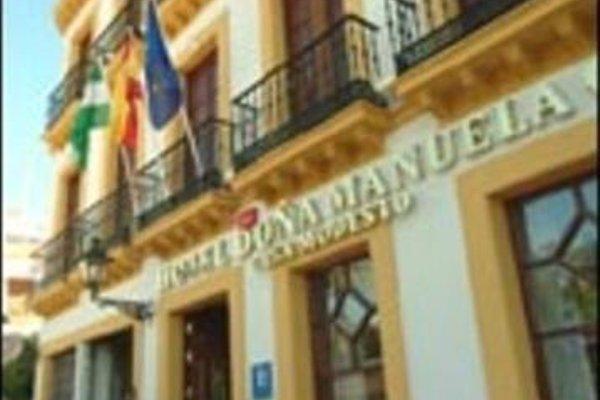 Hotel Dona Manuela - фото 23