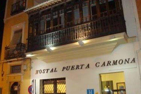 Hostal Puerta Carmona - photo 23