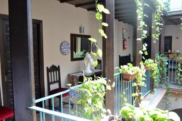 Hotel Patio de las Cruces - фото 18