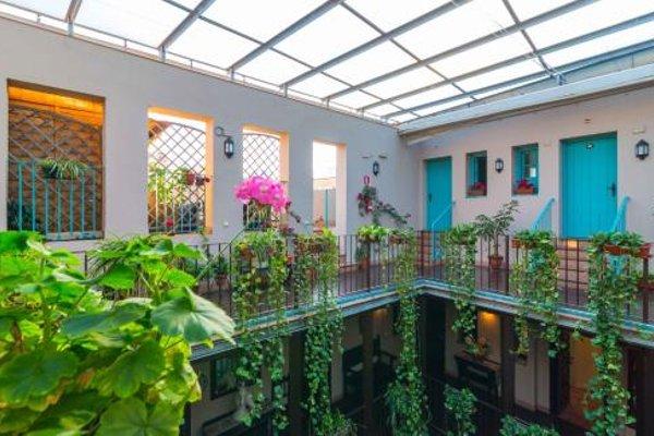 Hotel Patio de las Cruces - фото 19