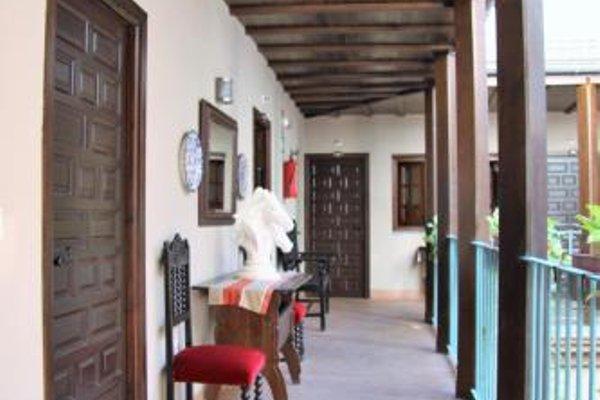 Hotel Patio de las Cruces - фото 21