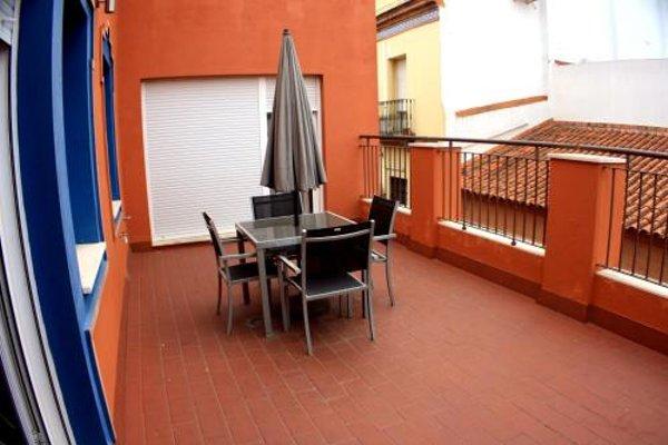 Apartamentos Metrуpolis Sevilla - фото 14