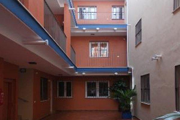 Apartamentos Metrуpolis Sevilla - фото 17