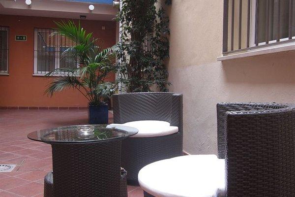 Apartamentos Metrуpolis Sevilla - фото 18