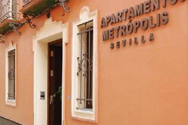 Apartamentos Metrуpolis Sevilla - фото 19