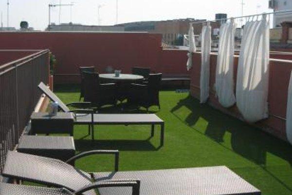 Apartamentos Metrуpolis Sevilla - фото 20