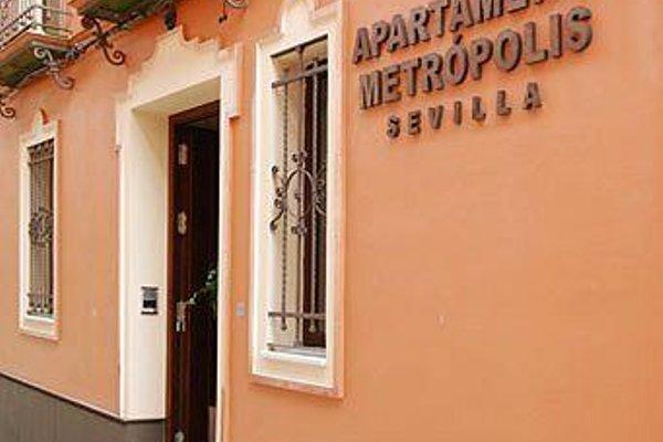 Apartamentos Metrуpolis Sevilla - фото 21