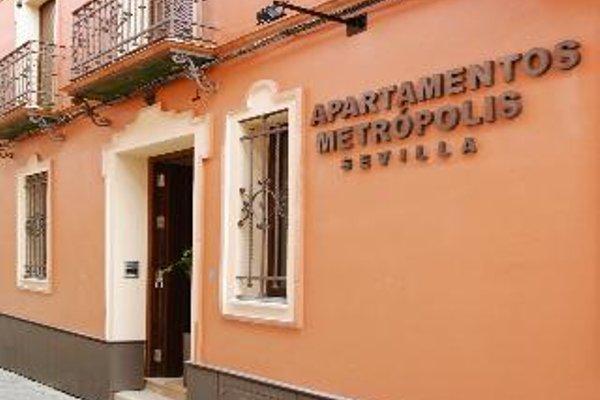 Apartamentos Metrуpolis Sevilla - фото 23
