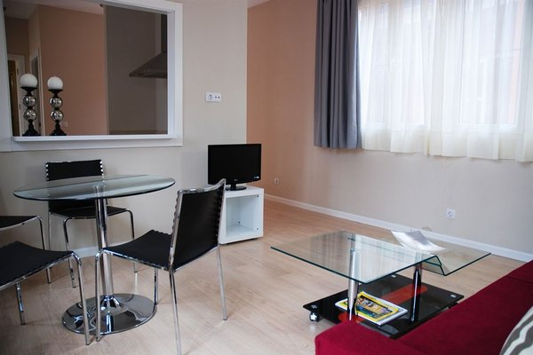 Apartamentos Metrуpolis Sevilla - фото 4