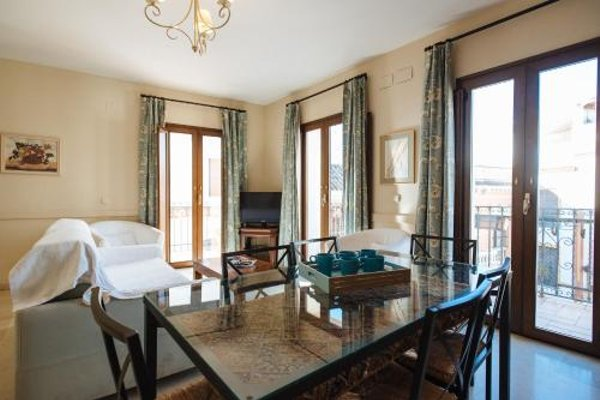 AT apartamentos & VTV Conde de Torrejon 10 - фото 11